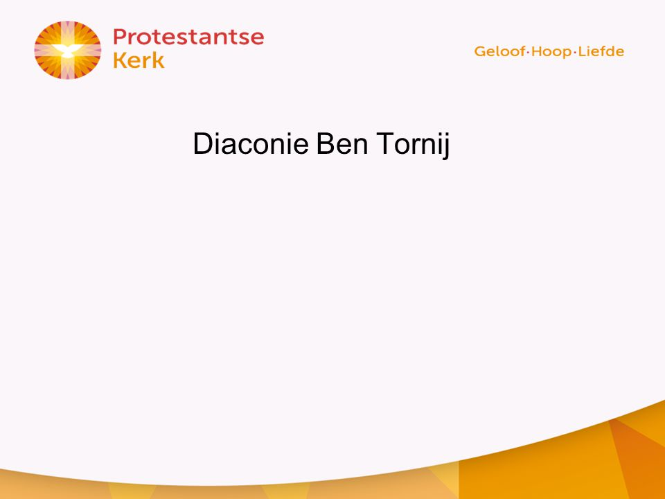 Diaconie Ben Tornij
