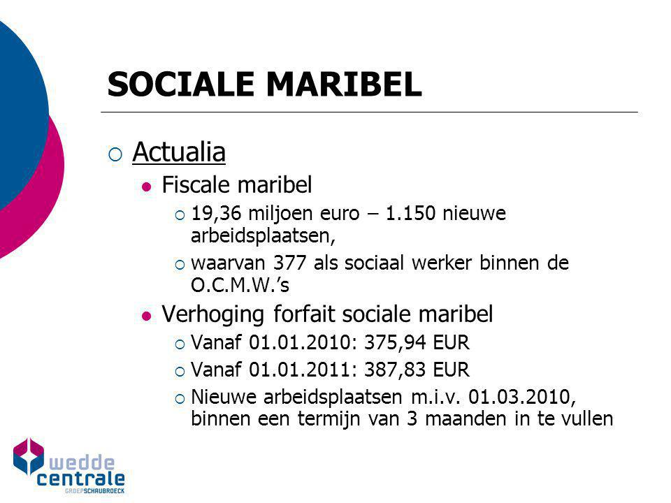 SOCIALE MARIBEL Actualia Fiscale maribel