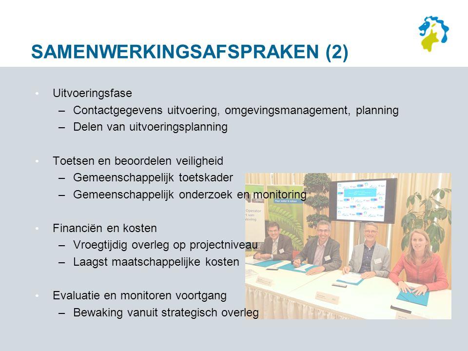Samenwerkingsafspraken (2)