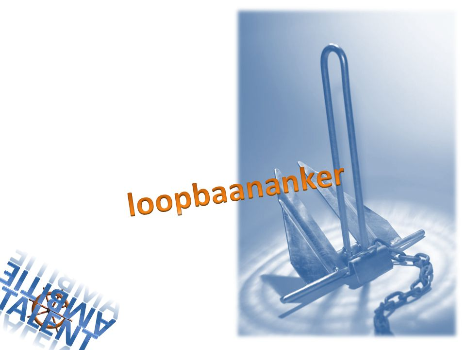 loopbaananker talent ambitie