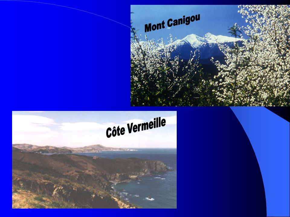 Mont Canigou Côte Vermeille