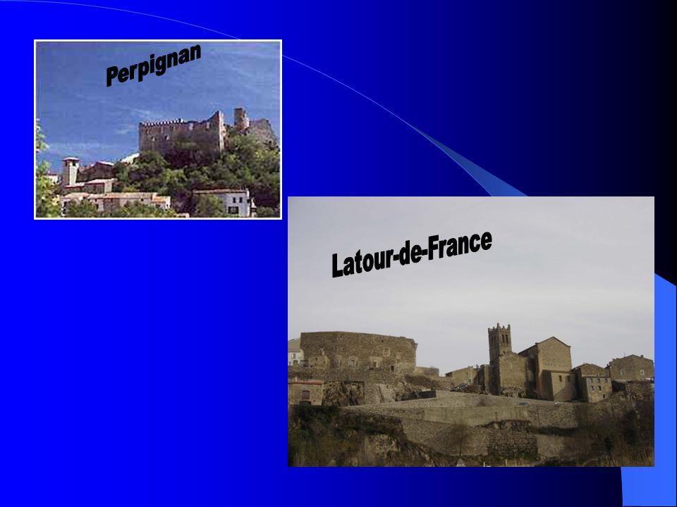 Perpignan Latour-de-France