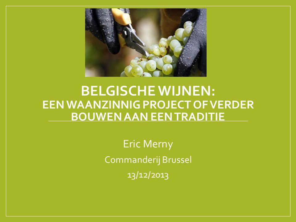 Eric Merny Commanderij Brussel 13/12/2013