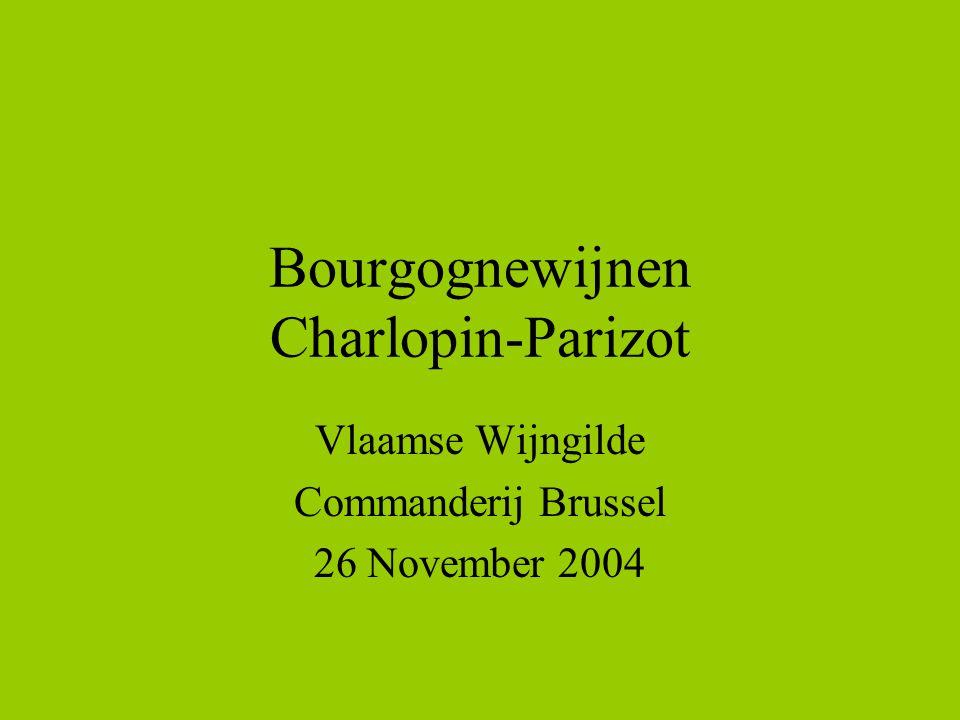 Bourgognewijnen Charlopin-Parizot