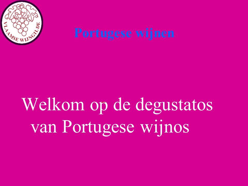 Welkom op de degustatos van Portugese wijnos
