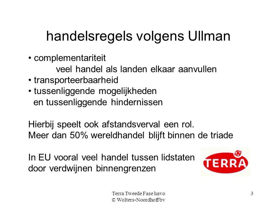 handelsregels volgens Ullman
