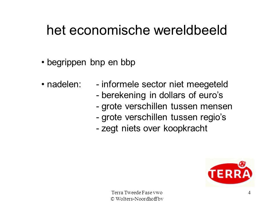 het economische wereldbeeld