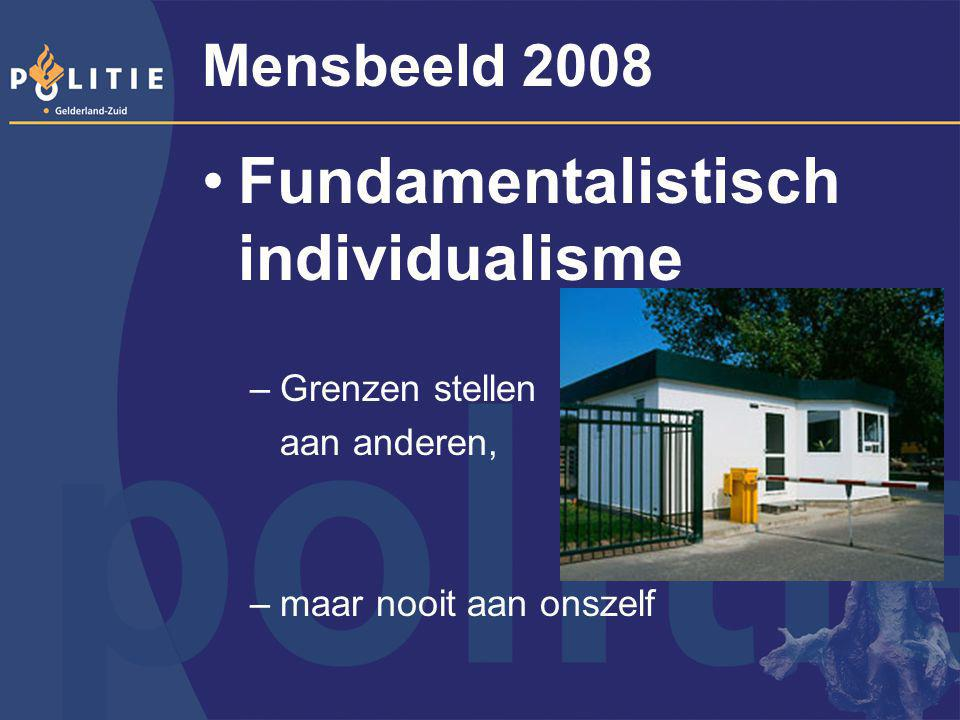 Fundamentalistisch individualisme