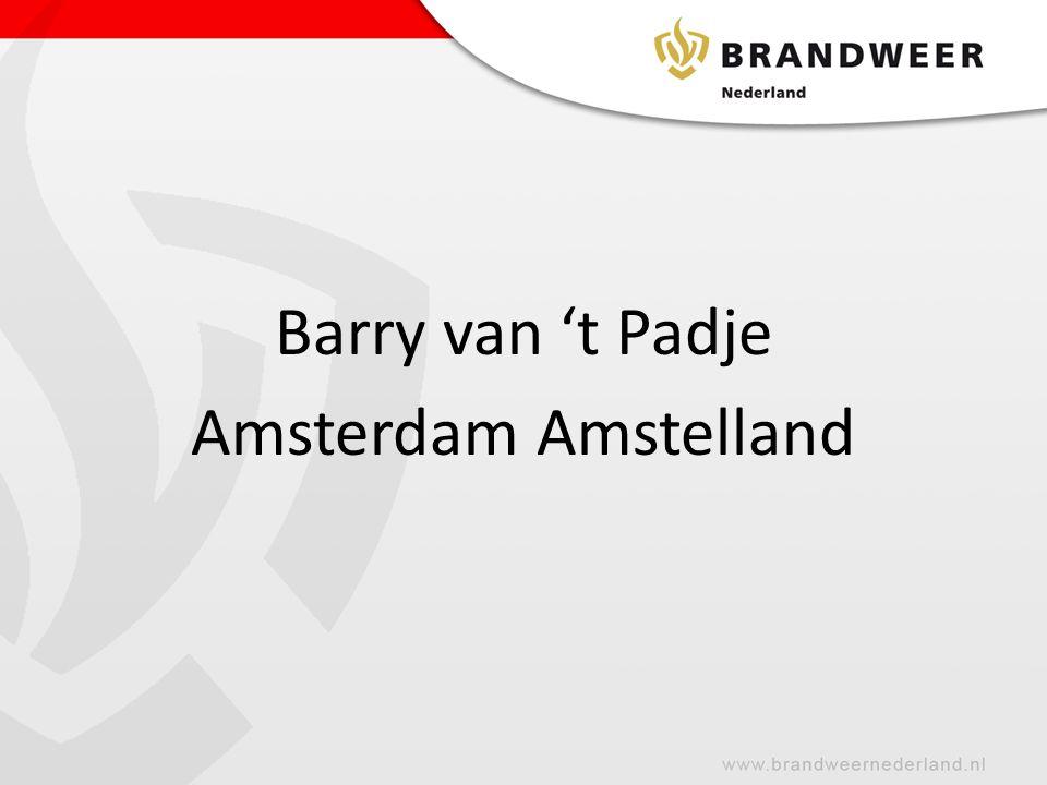 Barry van 't Padje Amsterdam Amstelland