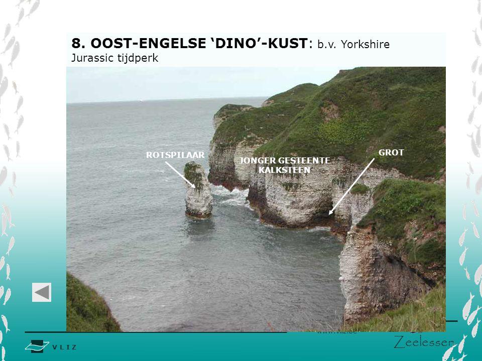 8. OOST-ENGELSE 'DINO'-KUST: b.v. Yorkshire