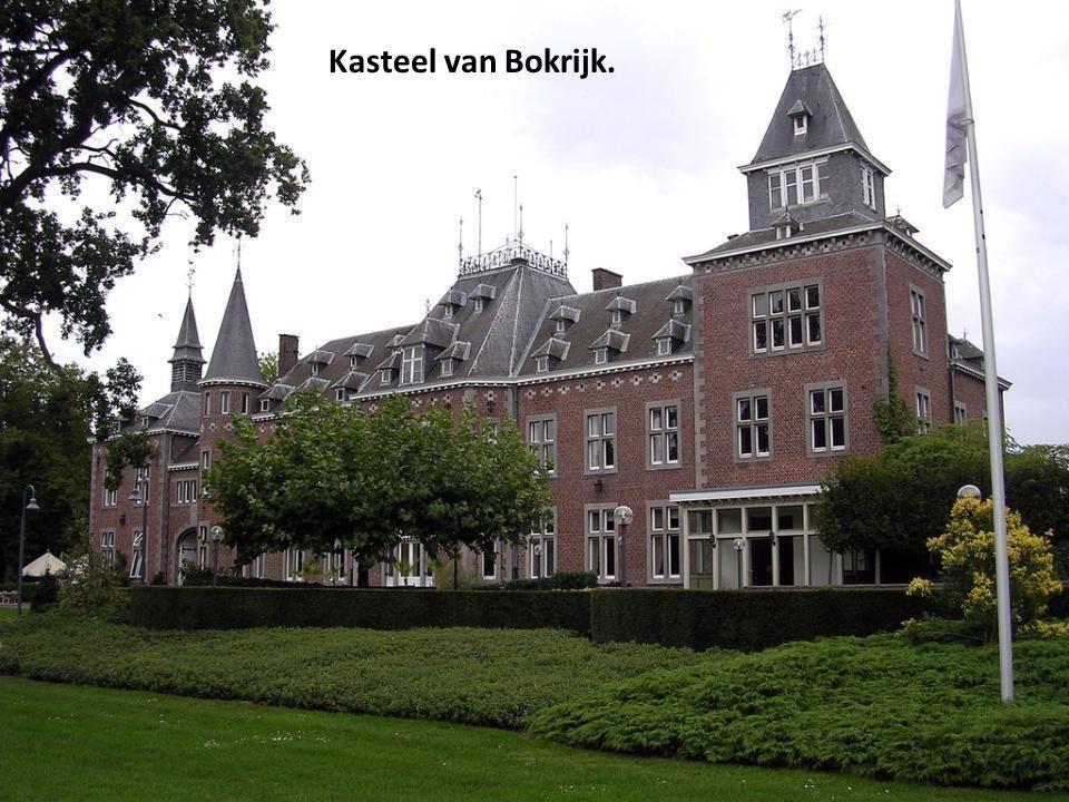 Kasteel van Bokrijk.