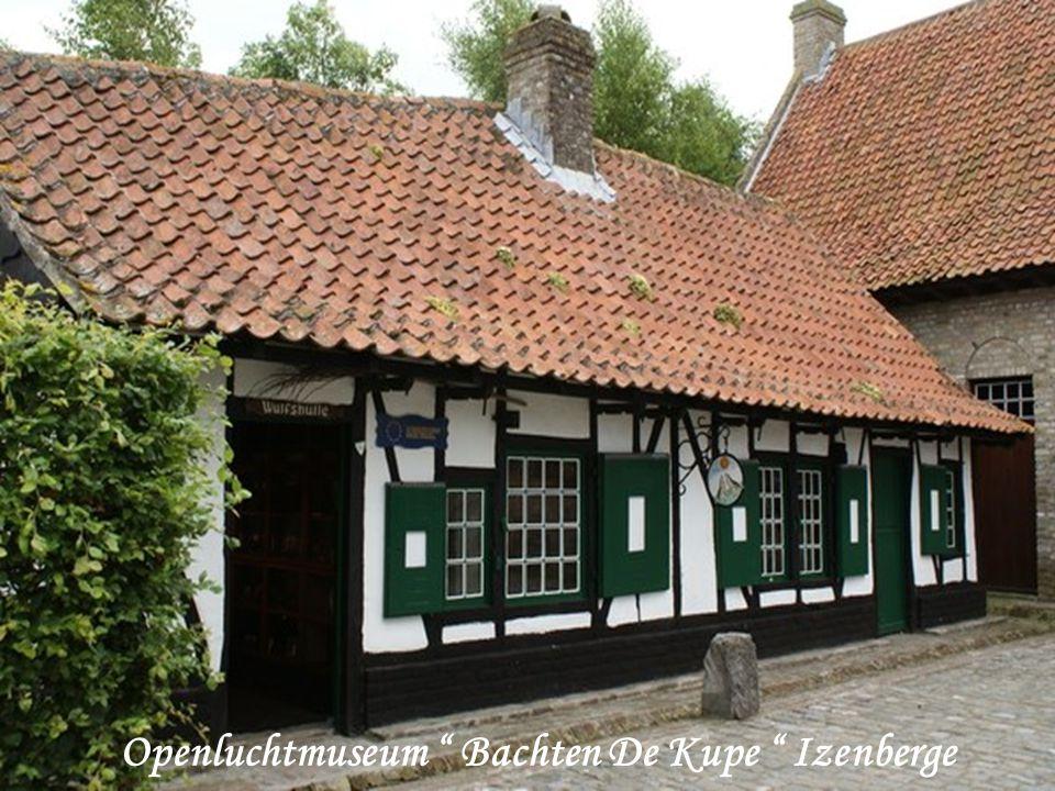 Openluchtmuseum Bachten De Kupe Izenberge