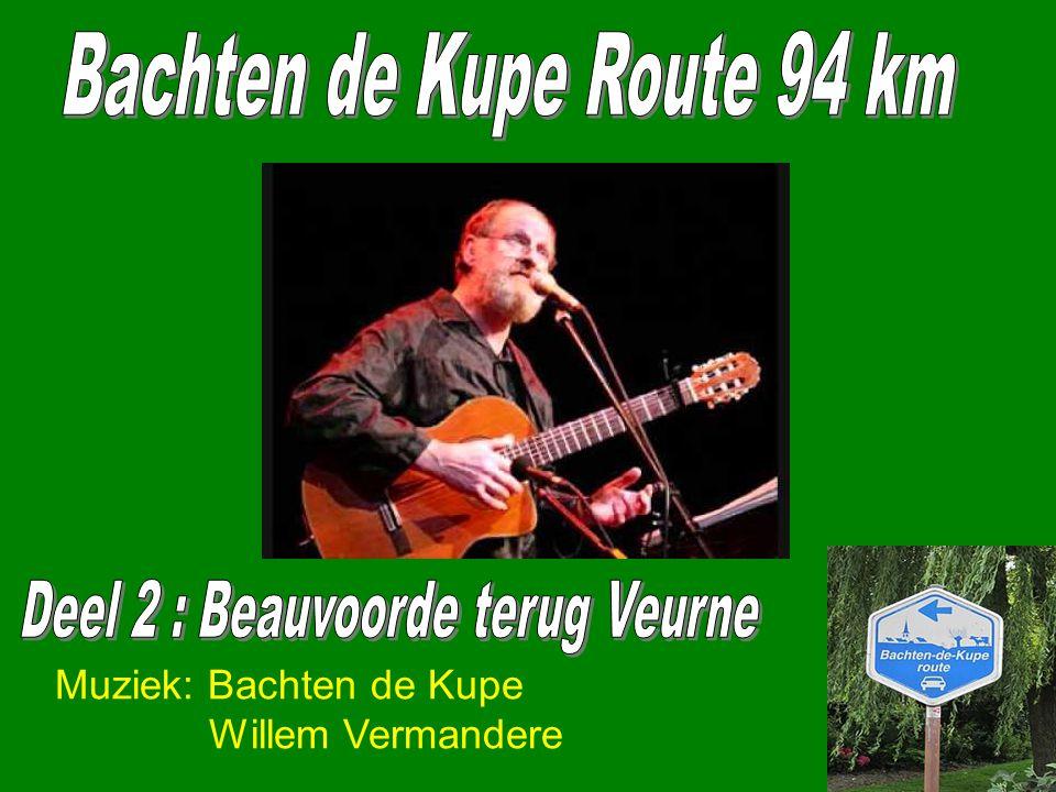 Bachten de Kupe Route 94 km