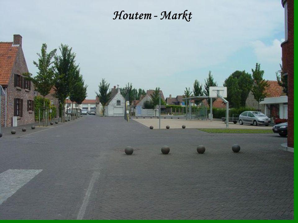 Houtem - Markt