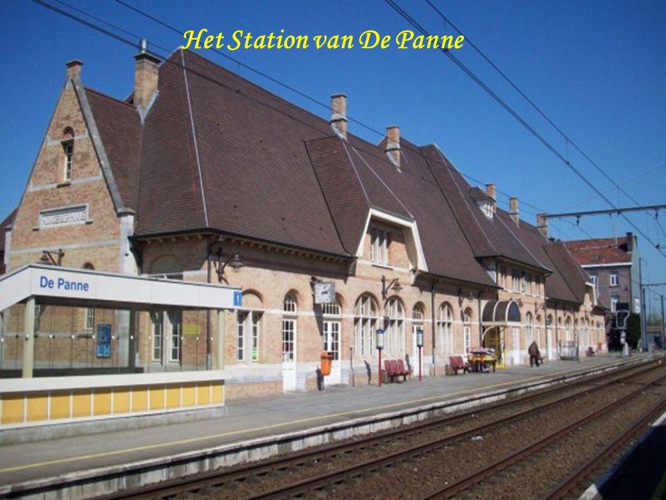 Het Station van De Panne