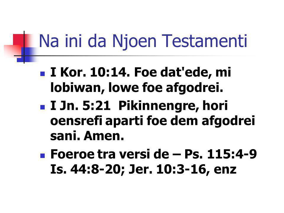 Na ini da Njoen Testamenti