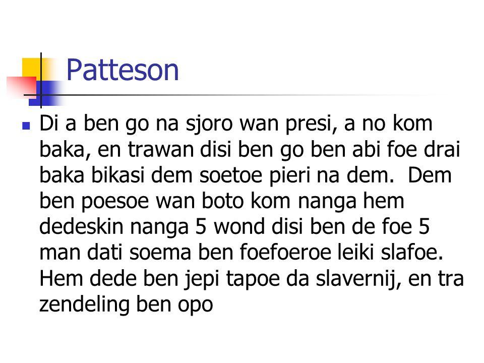 Patteson
