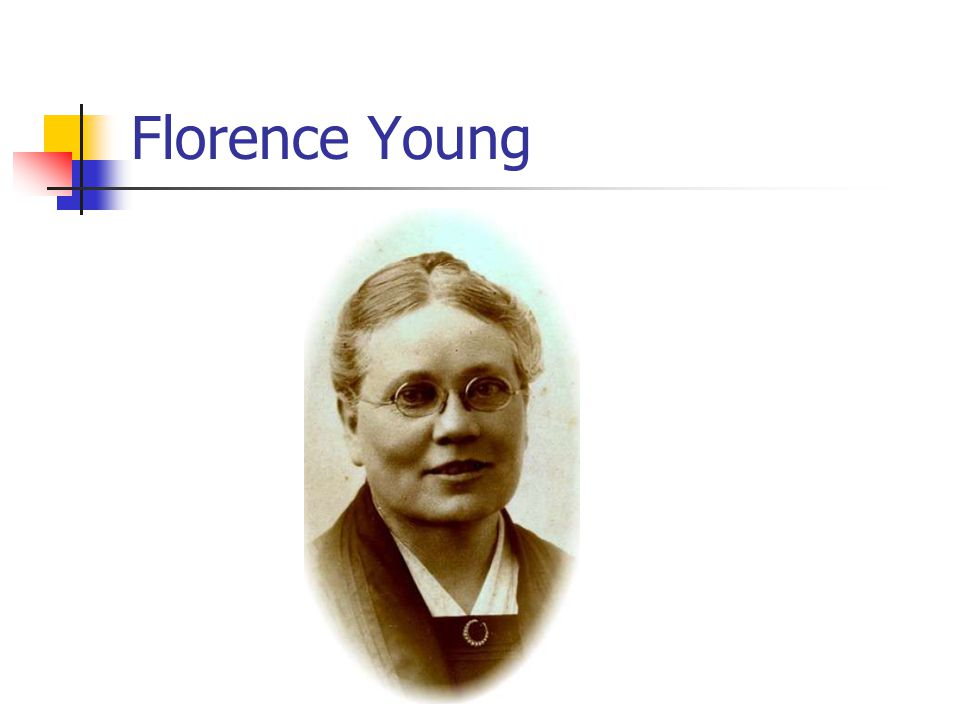 Florence Young