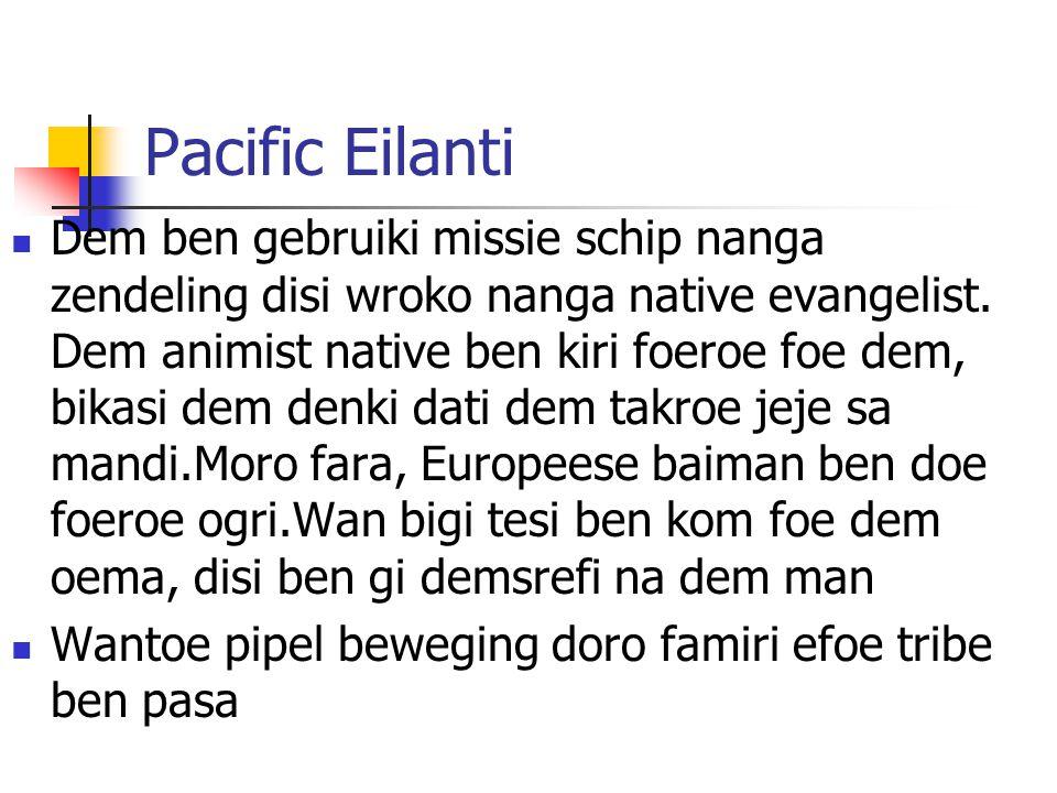 Pacific Eilanti