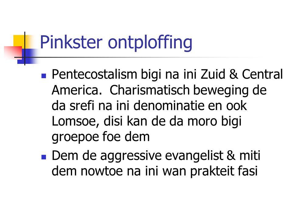 Pinkster ontploffing