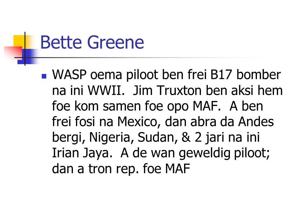 Bette Greene