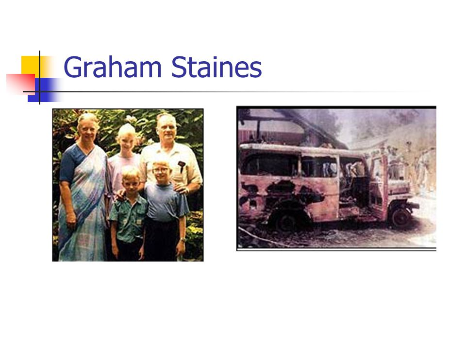 Graham Staines