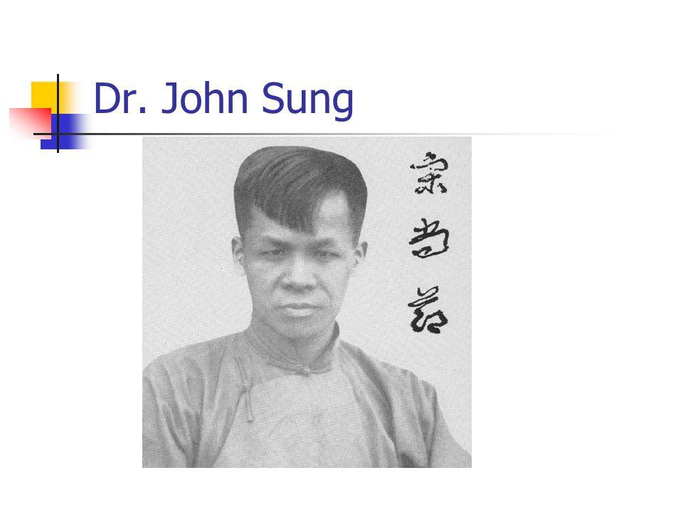 Dr. John Sung