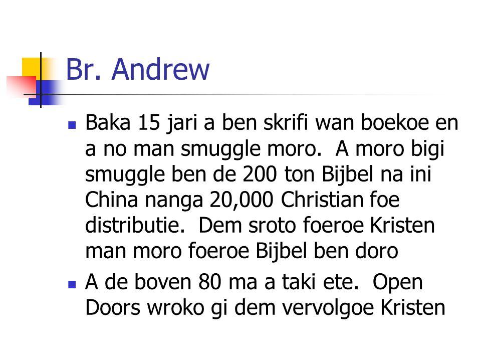 Br. Andrew