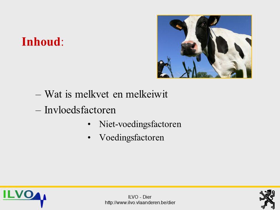 Inhoud: Wat is melkvet en melkeiwit Invloedsfactoren