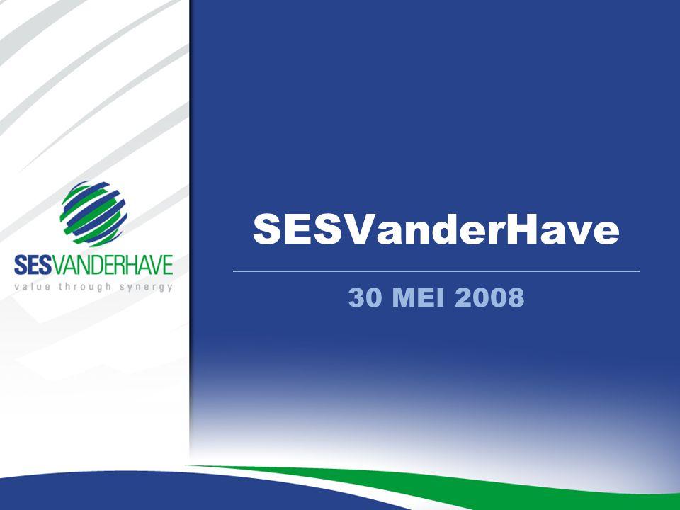 SESVanderHave 30 MEI 2008