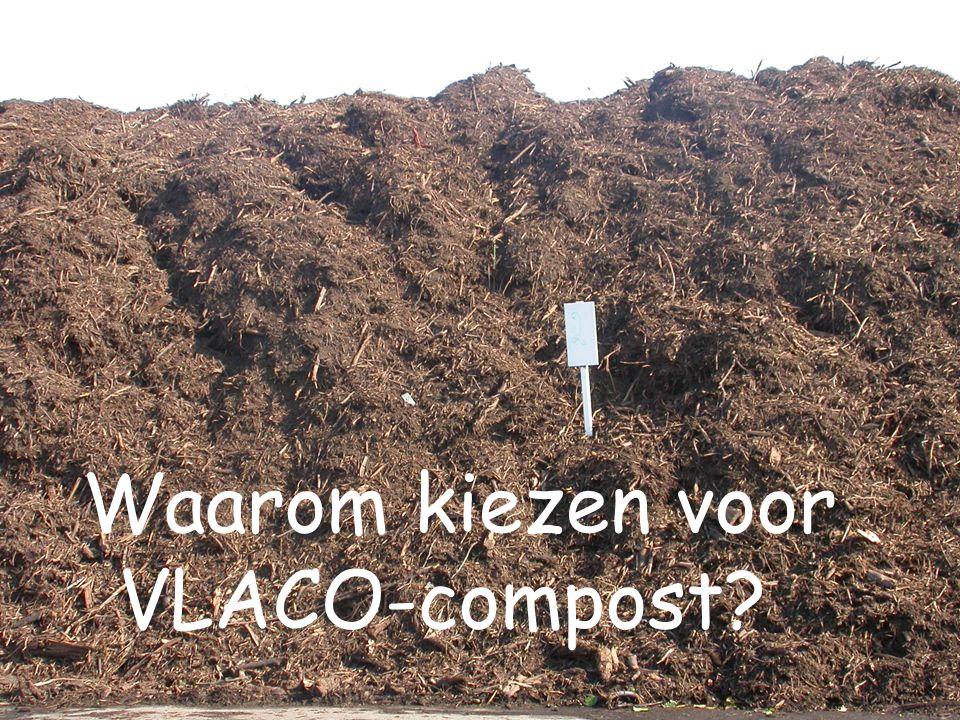 Waarom kiezen voor VLACO-compost