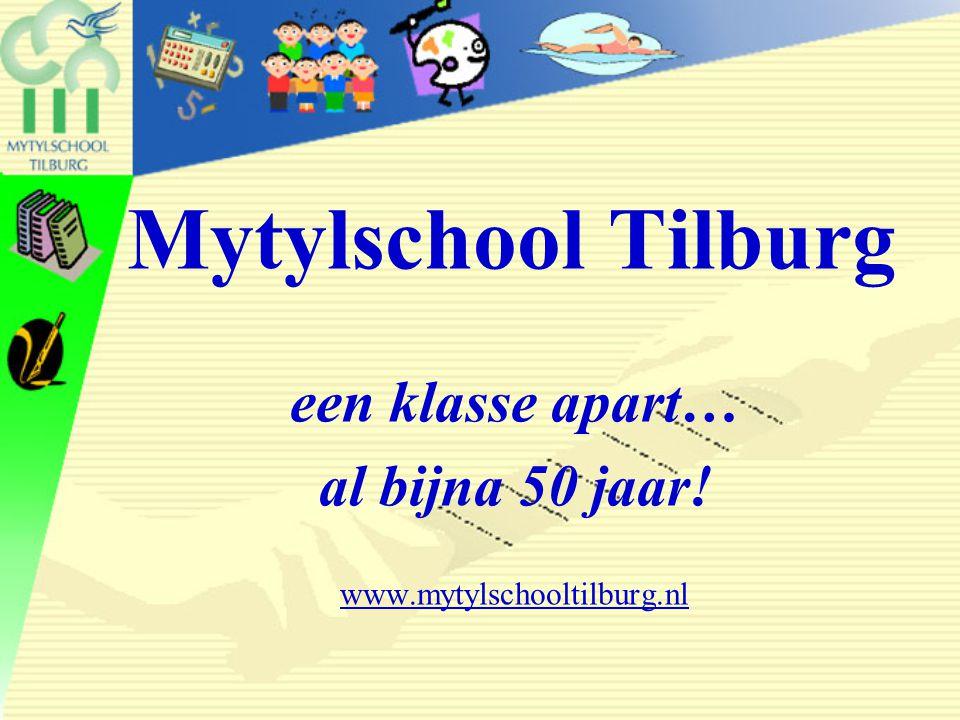 Mytylschool Tilburg een klasse apart… al bijna 50 jaar!