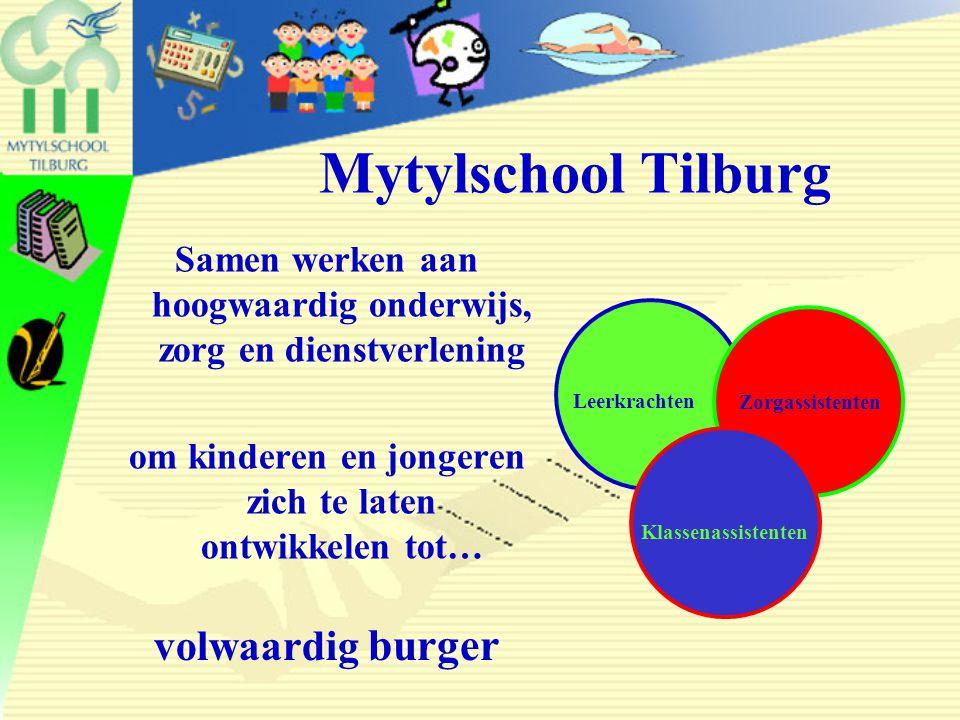 Mytylschool Tilburg volwaardig burger