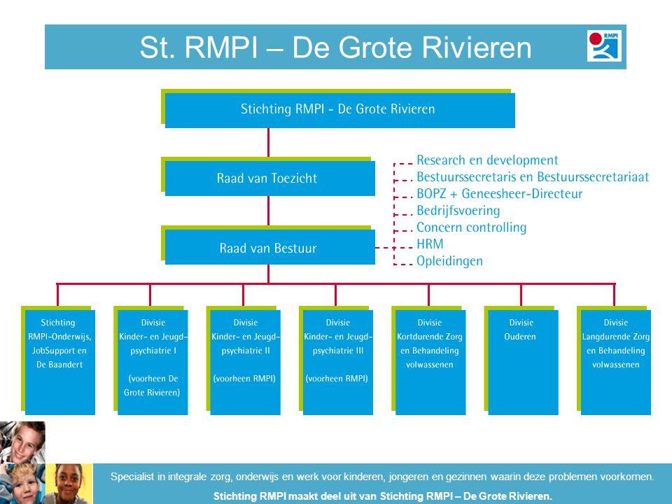 St. RMPI – De Grote Rivieren