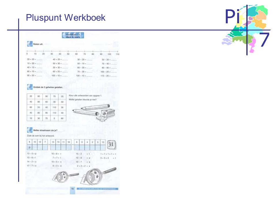 Pluspunt Werkboek