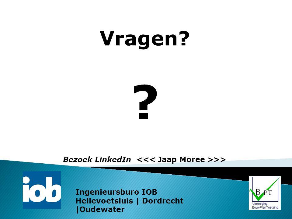 Bezoek LinkedIn <<< Jaap Moree >>>