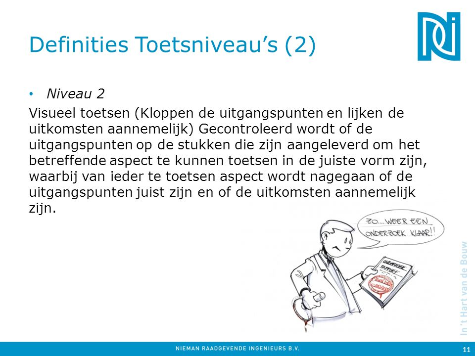 Definities Toetsniveau's (2)