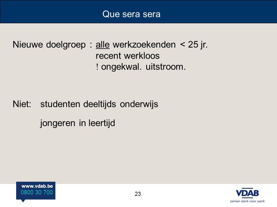 Niet: studenten deeltijds onderwijs jongeren in leertijd
