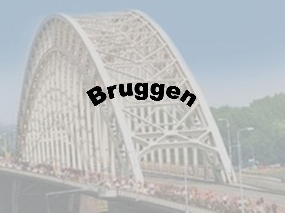 Bruggen Nodig: papier, artstraws, rietjes, gekleurde klei (plasticine), paperclips