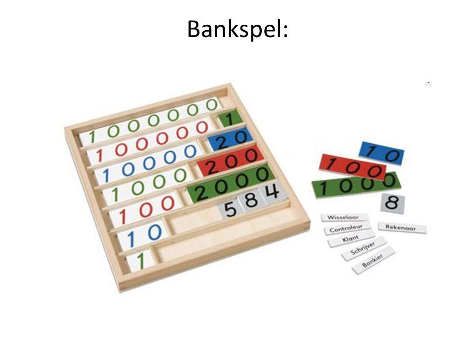 Bankspel: