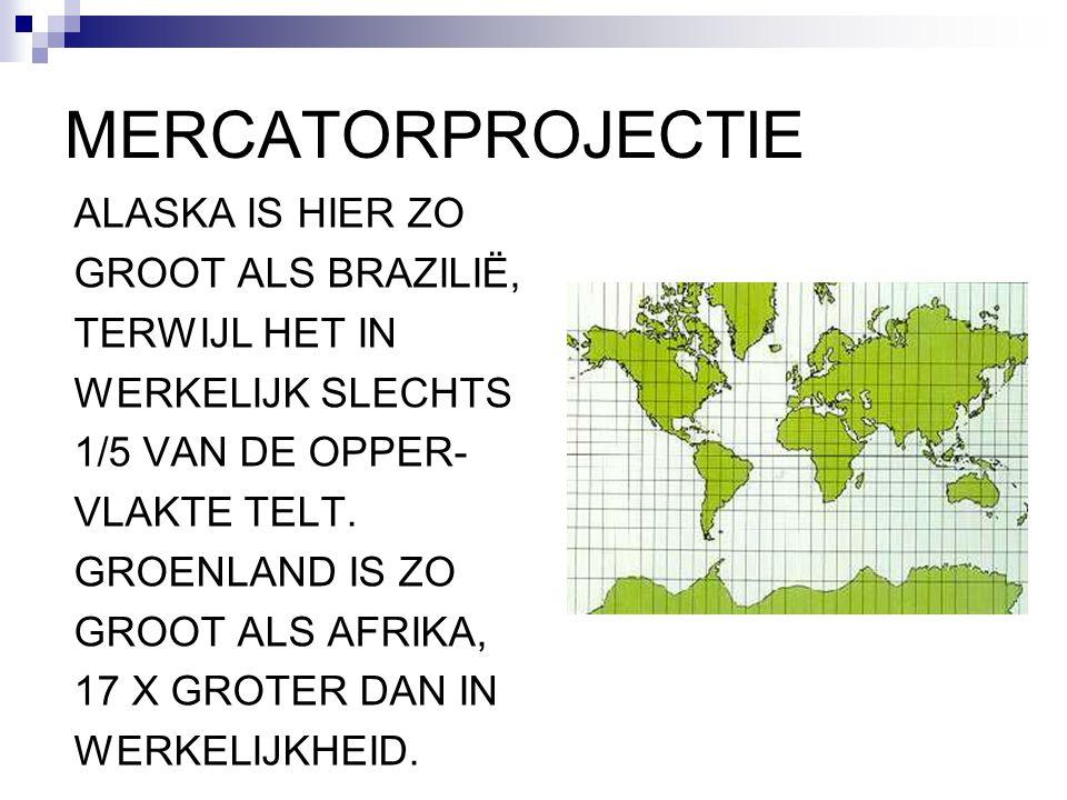 MERCATORPROJECTIE