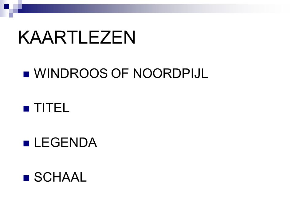 KAARTLEZEN WINDROOS OF NOORDPIJL TITEL LEGENDA SCHAAL