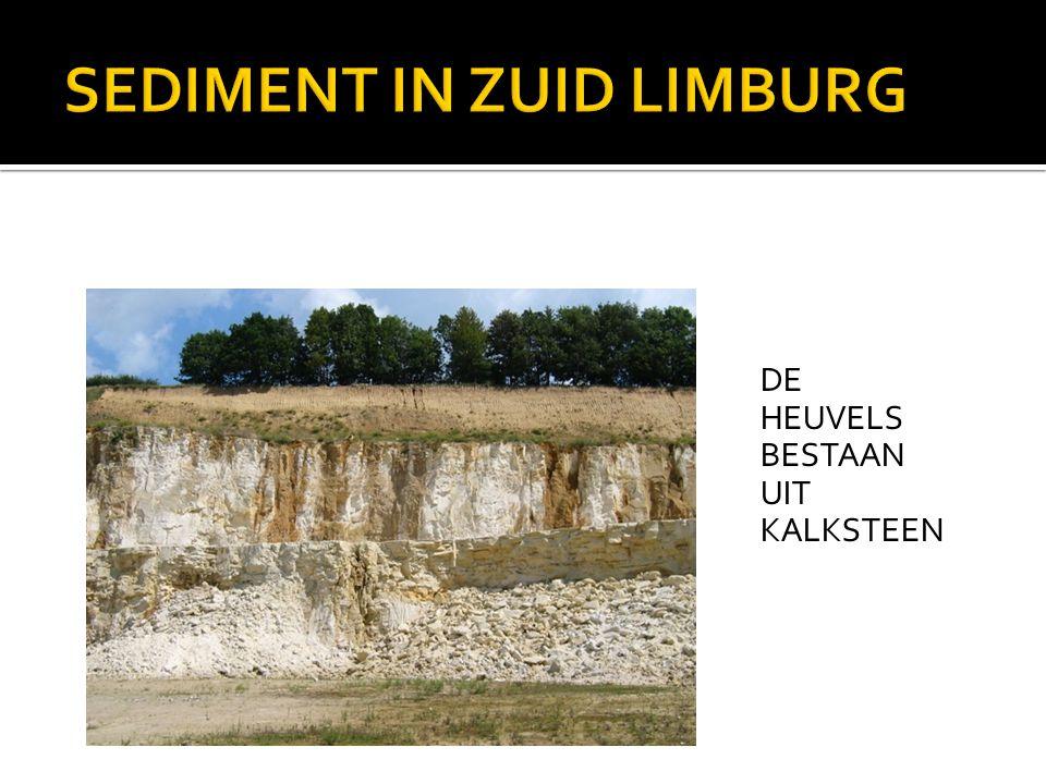 SEDIMENT IN ZUID LIMBURG