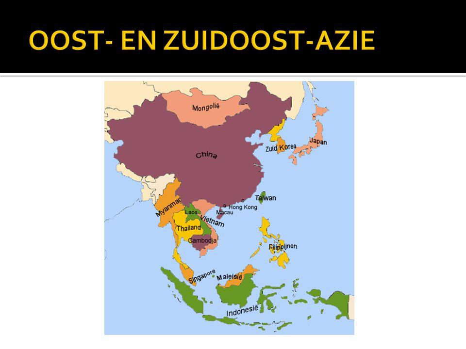 OOST- EN ZUIDOOST-AZIE
