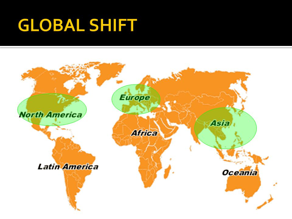 GLOBAL SHIFT