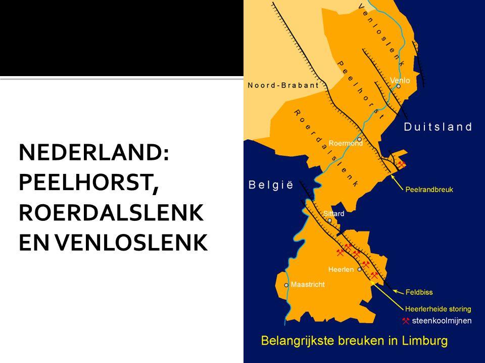 NEDERLAND: PEELHORST, ROERDALSLENK EN VENLOSLENK