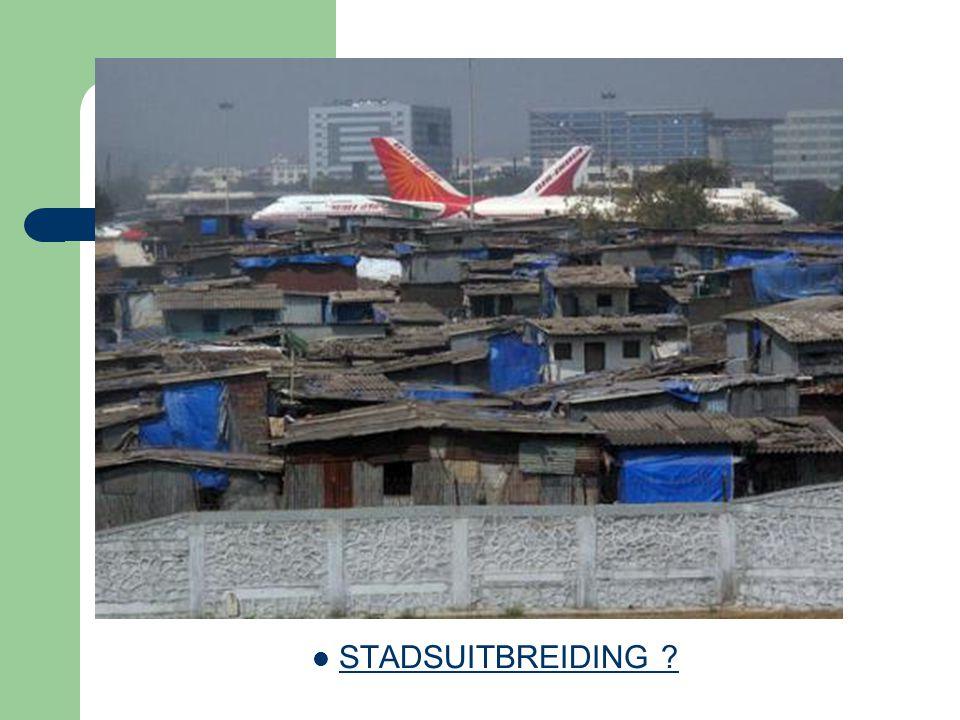 STADSUITBREIDING