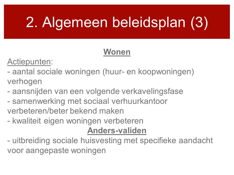 2. Algemeen beleidsplan (3)