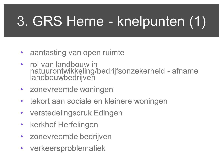 3. GRS Herne - knelpunten (1)