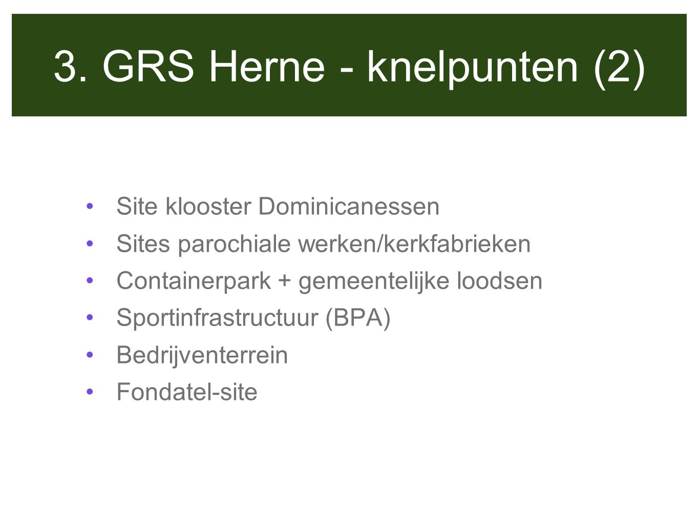 3. GRS Herne - knelpunten (2)